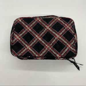 Vera Bradley Pirouette Large Makeup Bag